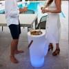 Eclairage exterieur piscine WOODY, H70cm NEW GARDEN