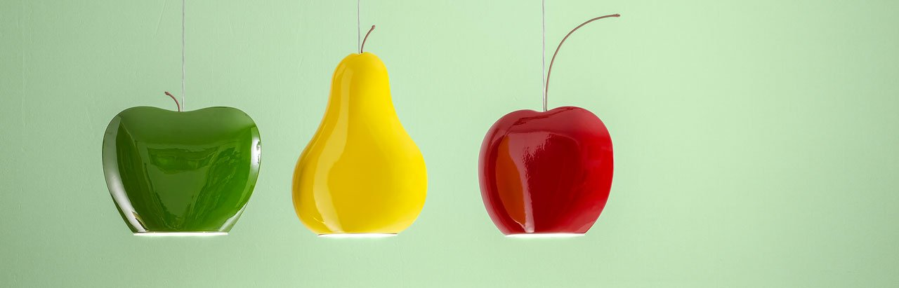 Pomme poire peche Aldo Bernardi